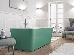 Ванные Villeroy & Boch в разных цветах