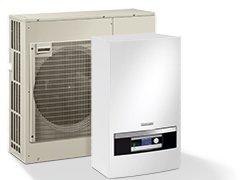 сколько электроэнергии потребляет тепловой насос Buderus в год, в месяц, в сутки?