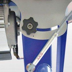 Belmash CBS-2000 (Завод Белмаш, Беларусь): механизмы подъема и регулировки угла наклона режущего инструмента