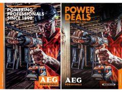 Каталоги по электроинструменту AEG 2016 г. доступны для скачивания