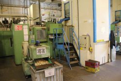 Tiemme мехобработка трансфер обрабатывающий центр завод фабрика Castegnato Italy Кастеньято Италия