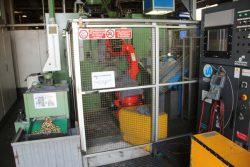Tiemme мехобработка трансфер робот манипулятор фабрика завод Castegnato Italy Кастеньято Италия