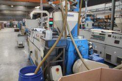 Tiemme экструзия цех производство труб труба завод фабрика Castegnato Italy Кастеньято Италия