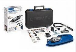 Набор Dremel 4000 - 4/65 со съемным держателем EZ Wrap