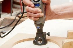 Делаем сундук с инструментами Dremel (шаг 3)