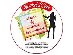Премия Élu par les femmes, pour les femmes