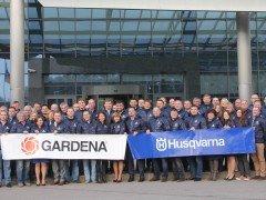 Конференция Лидеров 2016 («Хускварна»: Husqvarna и Gardena)