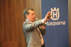 Александр Гончаров, менеджер по продукту Husqvarna (ООО «Хускварна»)