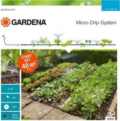 Новые системы микрокапельного полива Gardena