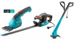Новые электрические садовые инструменты Gardena
