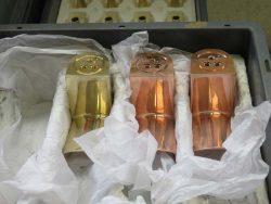 IB Rubinetti Rubinetterie смеситель хромирование двойное 16 цвет Италия фабрика завод
