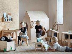 Мебель для детей Икеа Флисат на вырост
