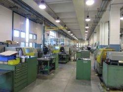 Tiemme Gnutti Cirillo пресс формы производство оснастка фабрика завод Lumezzane Italy Лумедзане Италия