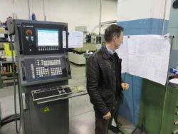 Tiemme Gnutti Cirillo фрезерование высокоскоростное машина модуль управление фабрика завод Lumezzane Italy Лумедзане Италия