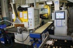 Gnutti Cirillo Tiemme механическая обработка обрабатывающий центр трансфер фабрика завод Lumezzane Italy Лумедзане Италия