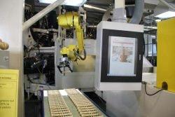 Gnutti Cirillo Tiemme механическая обработка трансфер обрабатывающий центр робот манипулятор фабрика завод Lumezzane Italy Лумедзане Италия