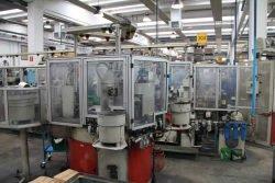 Gnutti Cirillo Tiemme сборка сборочный цех автоматические линии кран шаровый шаровой фабрика завод Lumezzane Italy Лумедзане Италия