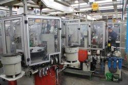 Gnutti Cirillo Tiemme сборки автоматические линии кранов шаровых фабрика завод Lumezzane Italy Лумедзане Италия