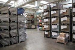Gnutti Cirillo Tiemme сборочный цех упаковка хранение изделия завод фабрика Lumezzane Italy Лумедзане Италия