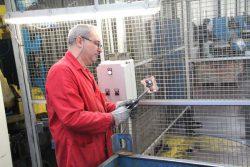 Gnutti Cirillo Tiemme Италия пресс штамповочный манипулятор роботизированный завод фабрика Odolo Italy Одоло