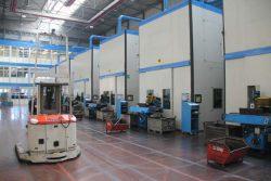 Gnutti Cirillo Tiemme Италия штамповка пресс погрузчик робот фабрика завод Odolo Italy Одоло