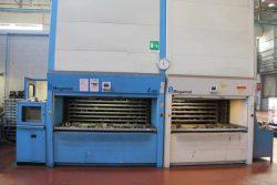 Gnutti Cirillo Tiemme Италия облой снятие пресс форма матрица хранилище завод фабрика Odolo Italy Одоло