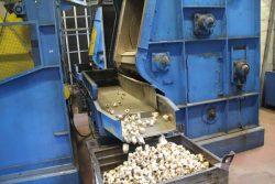 Gnutti Cirillo Tiemme Италия пескоструйная дробеструйная обработка барабанные машины завод фабрика Odolo Italy Одоло