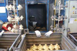 Gnutti Cirillo Tiemme Италия пескоструйная дробеструйная обработка фабрика завод Odolo Italy Одоло