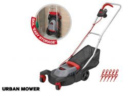 Skil 0711 Urban Mower - урбанистическая электрическая газонокосилка
