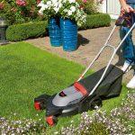 Урбанистическая газонокосилка Skil 0711 Urban Mower: маневренность