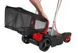 Урбанистическая газонокосилка Skil 0711 Urban Mower: травосборник