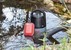 Skil 0810 - дренажный насос для грязной воды: поплавковый выключатель