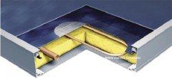 Строение плоского солнечного коллектора Meibes
