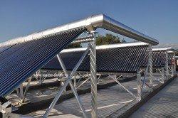 Трубчатые солнечные коллекторы Viessmann Vitosol 200‑T тип SPL