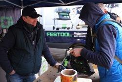 Демо-зона Festool: ToolFest 2016