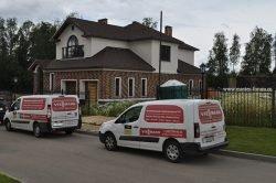 Система отопления и водоснабжения дома в поселке «Гринвич»