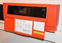 Контроллер Viessmann Vitotronic 200-H тип HK3B подключён к контроллеру котла Vitodens 200-W