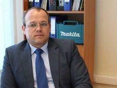 Андрей Сосин, Makita
