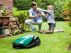 Robomow газонокосилка робот
