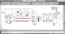 Программа DiemaDraw для создания схем отопления