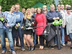 GreenWorks конференция дилеры Stihl