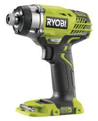Ryobi R18ID3-0 - 3-скоростной аккумуляторный импульсный винтоверт One+