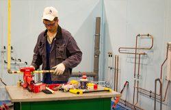 World Skills Russia: разводка трубопроводов отопления