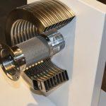 Патент на теплообменник Viessmann из трубы прямоугольного сечения