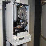 Теплообменник Inox-Radial и горелка из нержавеющей стали