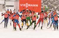 Победителям Viessmann дарит поездки на Чемпионат Мира по биатлону 2016