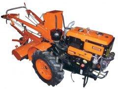 RedVerg Бурлак тяжелый мотоблок дизель двигатель