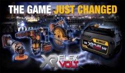 DeWALT XR Flexvolt аккумулятор напряжение 18 54 В переключаемое преобразуемый конвертируемый