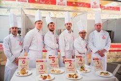 Конкурс Les Chefs en Or Selgros магазины Selgros