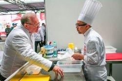 Кулинарный конкурс Les Chefs en Or
